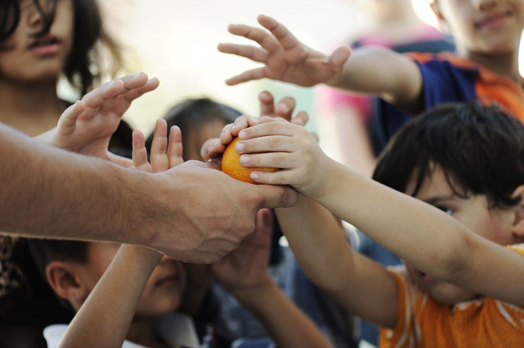 Nonprofit organization helping children